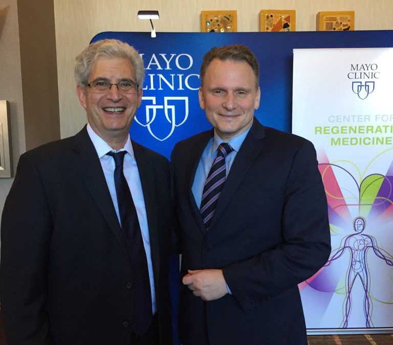 Mayo Clinic to be game changer in regenerative medicine