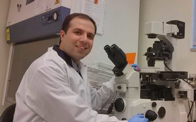 Mohamad Khazaei's Research in Spinal Cord Injury Earns Him Young Investigator Award