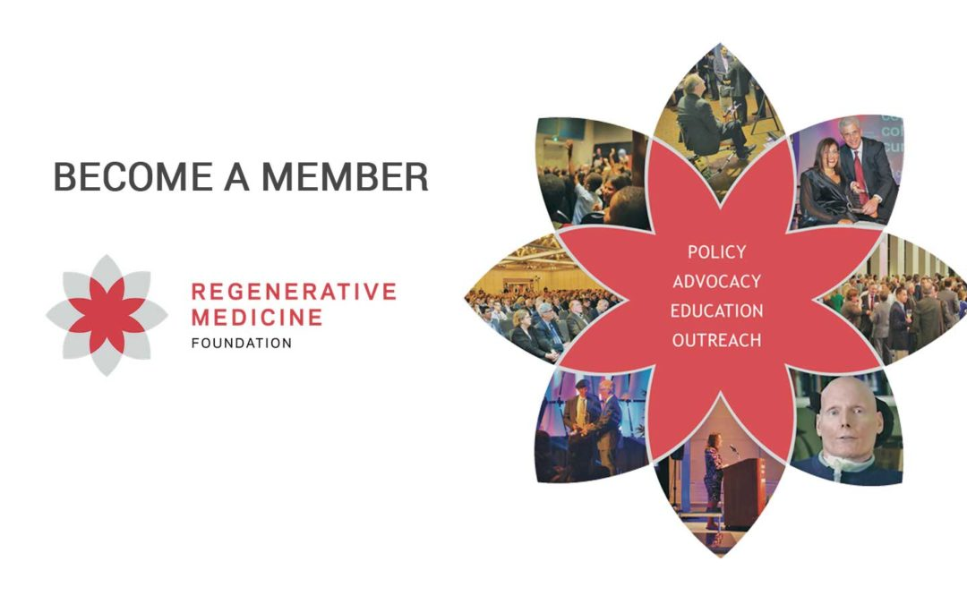 Become a Charter Member of RMF – Promote Lifesaving Treatments and Cures