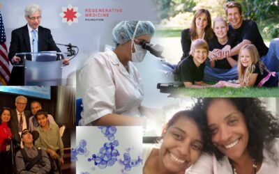 FOR THE FIRST TIME REGENERATIVE MEDICINE FOUNDATION IS OFFERING MEMBERSHIPS