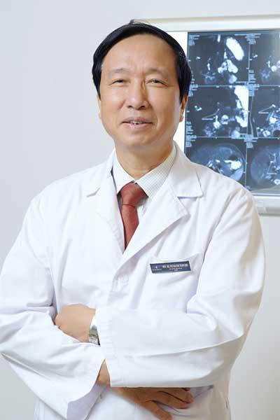 Photo of Prof Nguyen Thanh Liem