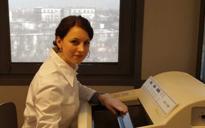Karīna Narbute's Research in Extracellular Vesicles Earns Her Young Investigator Award