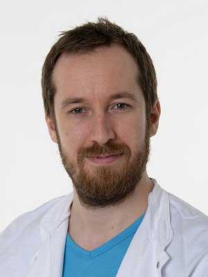 Mads Gustaf Jørgensen, M.D.