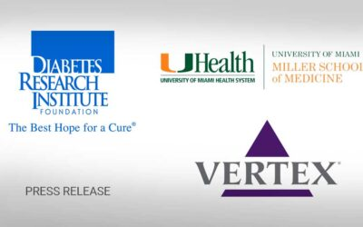 Clinical Trial for Novel Investigational Treatment of Type 1 Diabetes Open for Enrollment in Miami