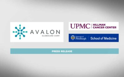 UPMC and Pitt Develop New Cancer Immunotherapy with Avalon GloboCare