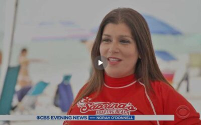 """Volunteers bring """"tears of joy"""" to paralyzed resident by making Miami Beach accessible to all"""